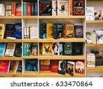 bucharest  romania   january 24 ... | Shutterstock . vector #633470864