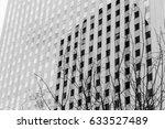 business building  office... | Shutterstock . vector #633527489