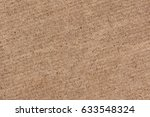 recycled brown corrugated... | Shutterstock . vector #633548324