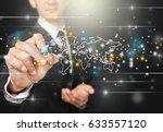 business. | Shutterstock . vector #633557120