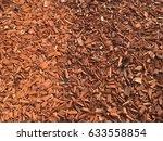 Decorative Wooden Chips Texture