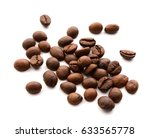 coffee beans | Shutterstock . vector #633565778