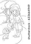 Children Coloring Pages Book A...