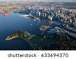 beautiful aerial view of... | Shutterstock . vector #633694370