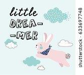 Little Bunny Illustration...