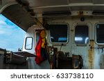 The Fishing Boat's Interior ...