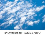 Blue Sky With Clouds For...