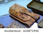 Model Toy German Tank