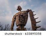 tokyo  japan   circa march ... | Shutterstock . vector #633895358