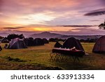 Camping Near Ngorongoro Crater...