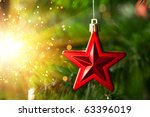 Christmas Tree Decoration   Re...