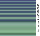 vector  pattern. horizontal... | Shutterstock .eps vector #633980840