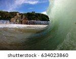 Inside A Wave