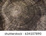 wooden cut texture   Shutterstock . vector #634107890