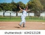 White Uniform Fast Pitch...