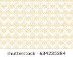 decorative design element...   Shutterstock . vector #634235384