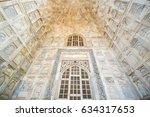 agra  india   november 19  2016 ... | Shutterstock . vector #634317653