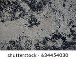 concrete floor texture...   Shutterstock . vector #634454030