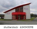llanelwedd  builth wells  powys ... | Shutterstock . vector #634545098