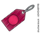 shopping label tag | Shutterstock .eps vector #634548998
