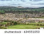 Skipton In Yorkshire From The...
