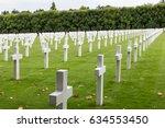 American Cemetery Near Romagne...