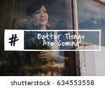 passion motivation attitude... | Shutterstock . vector #634553558
