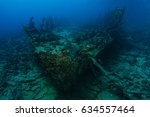 Very Old Ship Wreck From 1800'...