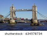 london  united kingdom   april... | Shutterstock . vector #634578734