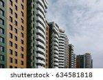 building | Shutterstock . vector #634581818