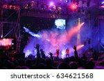 perm  russia   13 oct  2016 ... | Shutterstock . vector #634621568
