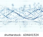 connected world series.... | Shutterstock . vector #634641524