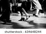 vintage photography in black... | Shutterstock . vector #634648244