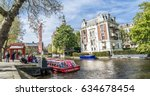 Amsterdam Netherlands   April...