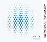 business vector design elements ... | Shutterstock .eps vector #634705109
