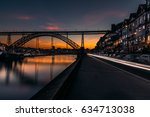 long exposure of the iconic dom ... | Shutterstock . vector #634713038