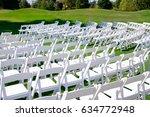 golf course wedding venue | Shutterstock . vector #634772948