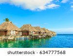 papeete  french polynesia   may ... | Shutterstock . vector #634777568
