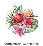 beautiful bright lovely... | Shutterstock . vector #634780748
