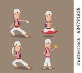 Aladdin Persian Character...