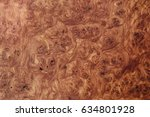 Small photo of Afzelia wood nice burl and exotic