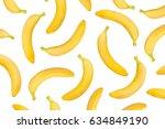banana isolated | Shutterstock . vector #634849190