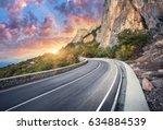 Beautiful Asphalt Road....