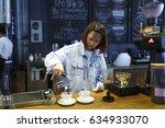 da lat town vietnam   april 30  ... | Shutterstock . vector #634933070