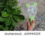 Mini Green Pastel Tone Portable ...