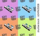 skateboard pattern