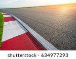 asphalt road | Shutterstock . vector #634977293
