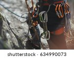 Climbing Gear And Equipment...