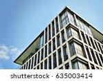 modern office building | Shutterstock . vector #635003414