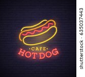 Hot Dog Neon Sign. Neon Sign ...
